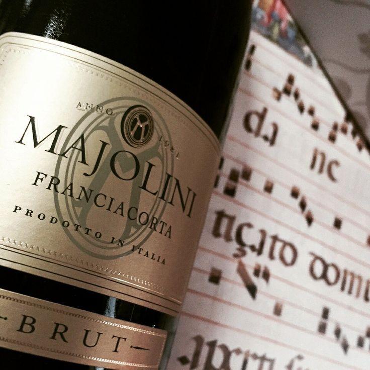 Majolini franciacorta. Una cantina... un'orchestra... l'eccellenza musica per orecchie e palato