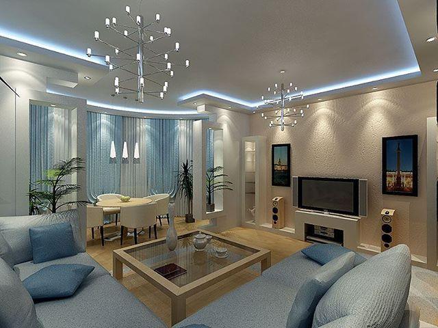 Очень простое решение для квартиры или дома. Главный акцент на свет и светлые оттенки не только стен но и мебели. Кстати покрытия теперь такие современные, что не боятся ни животных, ни грязи.