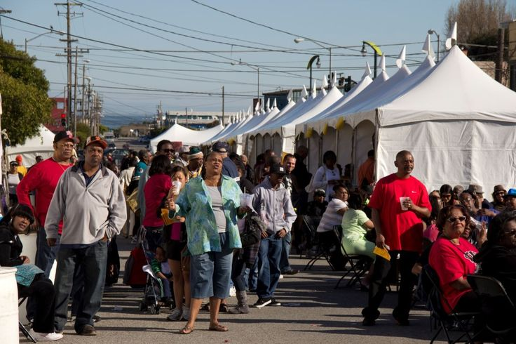 UPDATED: Mapping 41 San Francisco Street Fairs and Festivals - Curbed Maps - Curbed SF