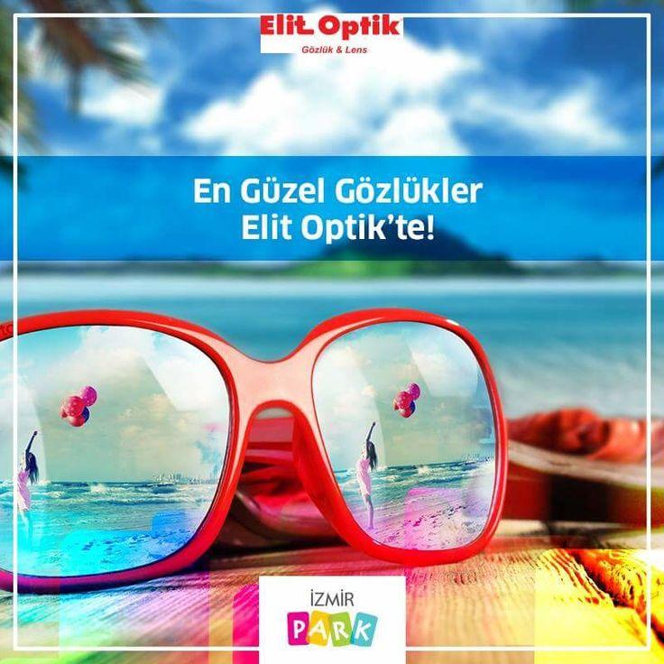 Elit Optik'te tarzını tamamlayacak gözlükler seni bekliyor!