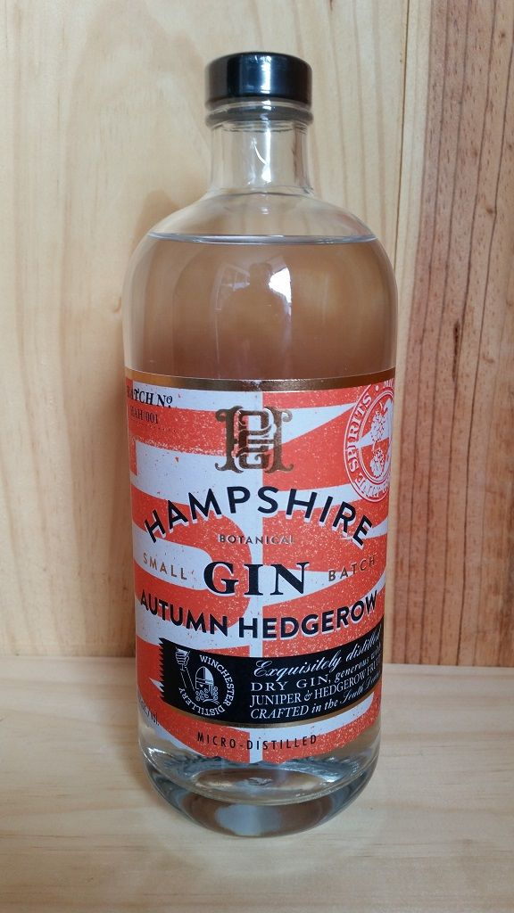 """Autumn Hedgerow Gin is a seasonal, autumnal Hampshire Gin. It is small batch, micro-distilled Hampshire Gin at the Winchester Distillery. It is a limited edition gin which owner and distiller Paul Bowler only makes once an year. This complete the quartet of their seasonal gins alongside the spicy Winter Wassail Gin, the """"spring in a …"""