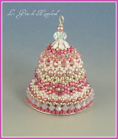Best images about beaded bells on pinterest