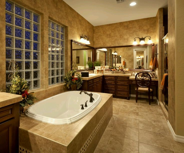 55 amazing luxury bathroom designs