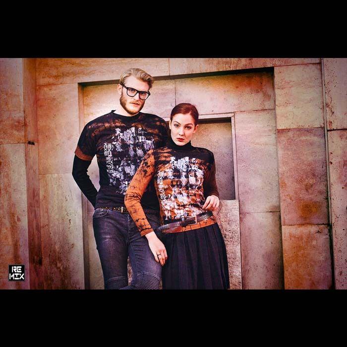 RMX Art Recycling-Patina Collection-T-shirts