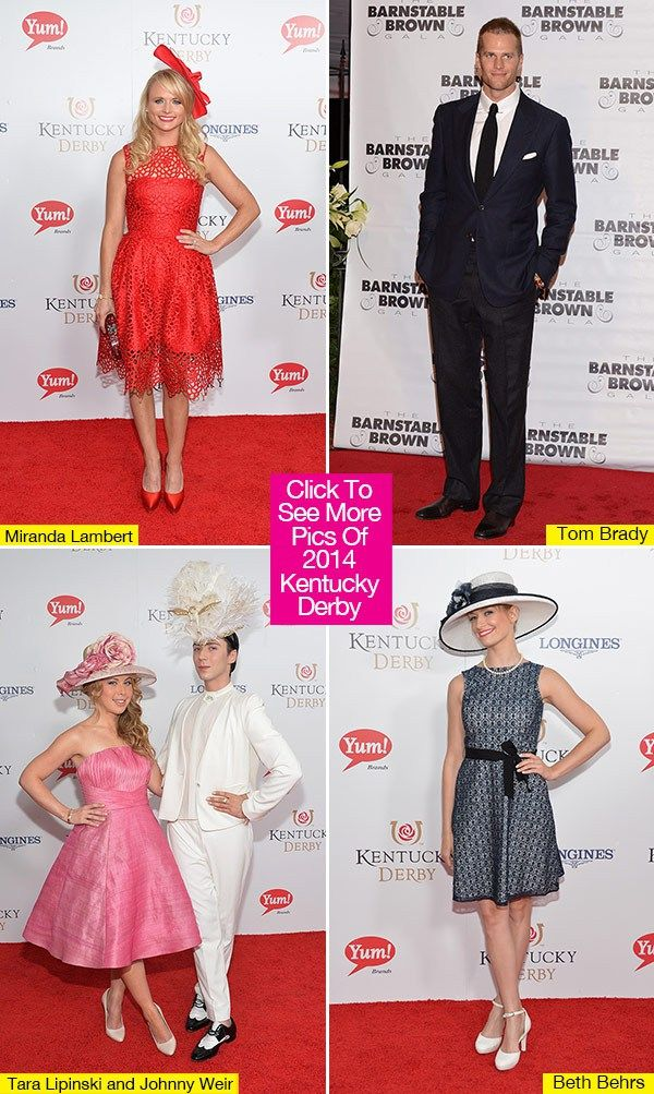 Kentucky Derby Fashion - Kentucky Derby Hats and Style