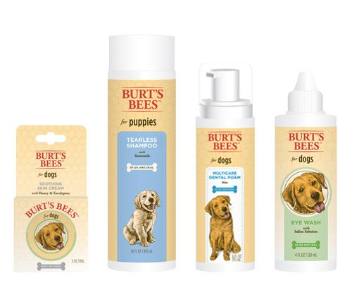 Burt's Bees Natural Dog Care Products - Dog Milk
