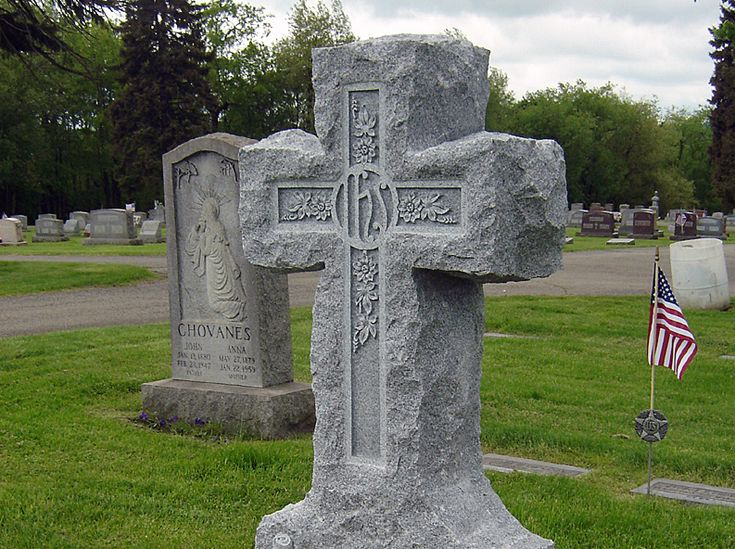 St. Catherine's Cemetery in Leechburg, PA. Browse pictures of monuments and  headstones designed