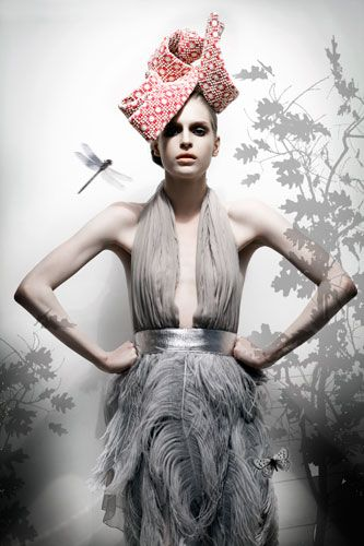 Couture / Bespoke | Welcome To The World Of Louis Mariette – Milliner Extraordinaire