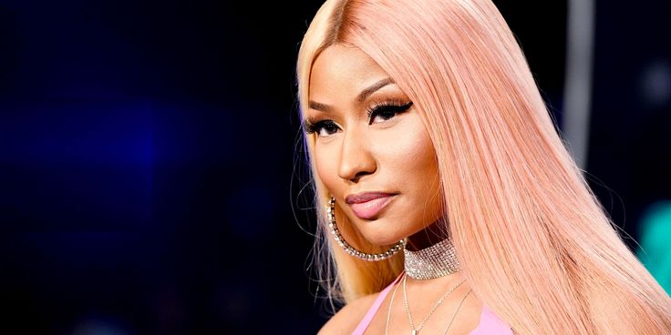 See This Life-Like Portrait Of Nicki Minaj Using Only Makeup From Her MAC Collab