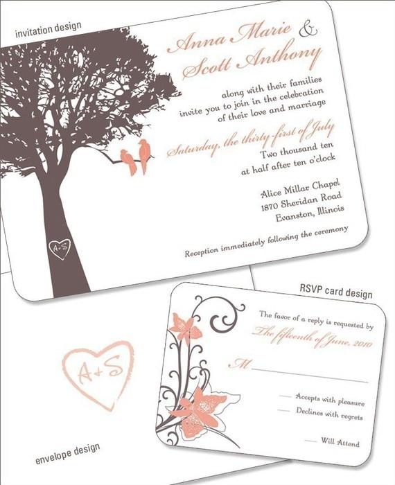 Wedding Invitation Sample Custom Design With Love By Fancyprints Wedding Invitations Rsvp Cards Wedding Invitation Samples Trendy Wedding Invitations