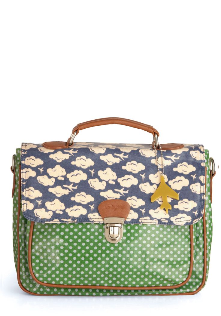 In the Backyard Bag | Mod Retro Vintage Bags via ModCloth