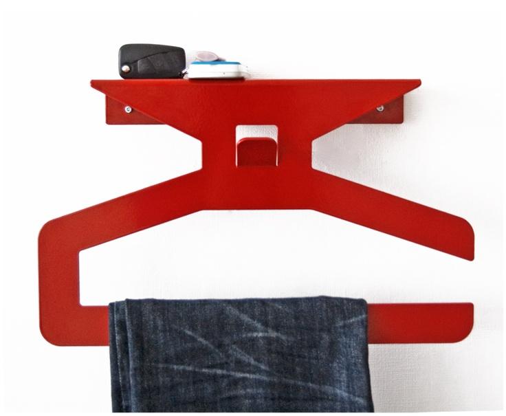 DRESS-ON   designer: Esprimodesign Studio  #ties #trousers #clothing #bedroom