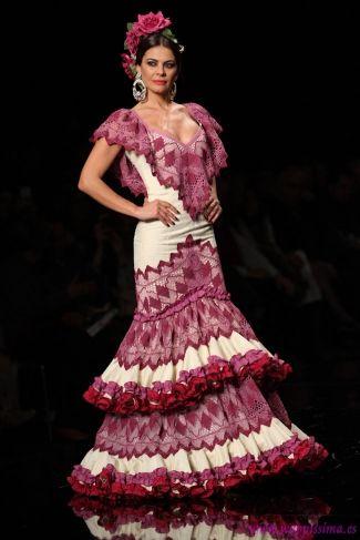 Traje de Flamenca - Loli-Vera - Simof-2015