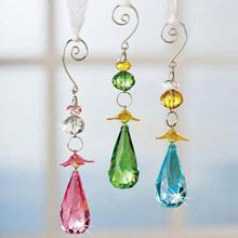 Pretty Pastel Suncatchers