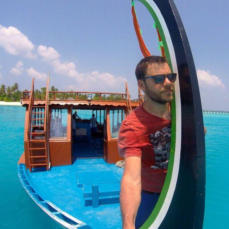 Αυτο πρεπει να το δειτε.. #happytraveller στις Μαλδιβες!! Ενα απ'τα καλύτερα αν οχι το καλύτερο επεισόδιο μας σήμερα στις 3μμ στον @skai_tv σε επανάληψη! #happytraveler #travel #explore #malvives #irufushi #worldtravel #worldtraveler #explorer #visitmaldives