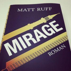 Mirage - Wunderbar schräg und voller liebevoller Details. Einer meiner Buchschätze.