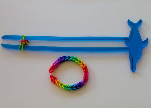 201 best crafts girls rubberband loom jewelry images on for Rubber band crafts without loom