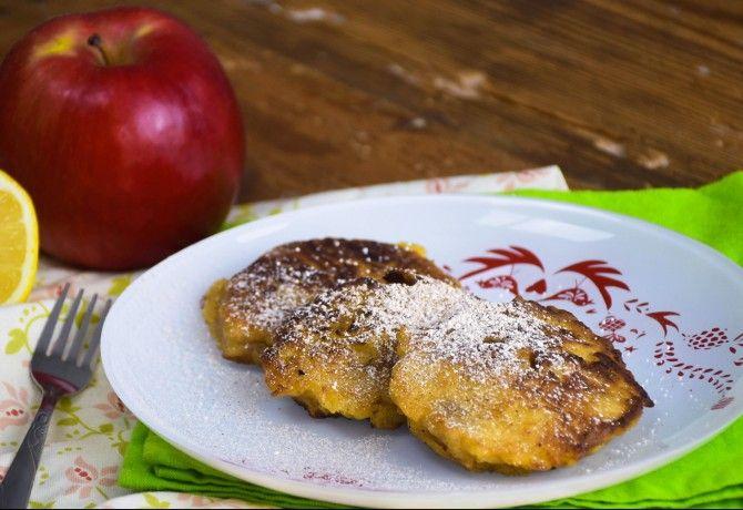 Vajas-almás puffancs