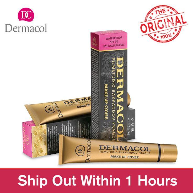 Item specifics Brand Name:DERMACOL Type:Concealer Use:Face Benefit:Brighten,Whitening,Sun Block,Concealer,Waterproof / Water-Resistant,Natural Skin Type:All Ski
