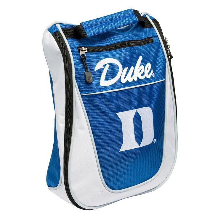 Team Golf Duke Blue Devils Golf Shoe Bag, Multicolor