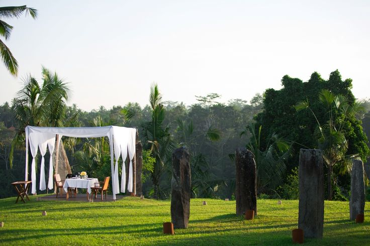 Celebrate your special moment in Alila Ubud - Bali