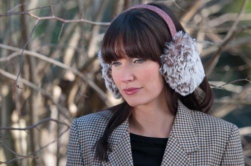 Ear Muffs - Darcey Duchess