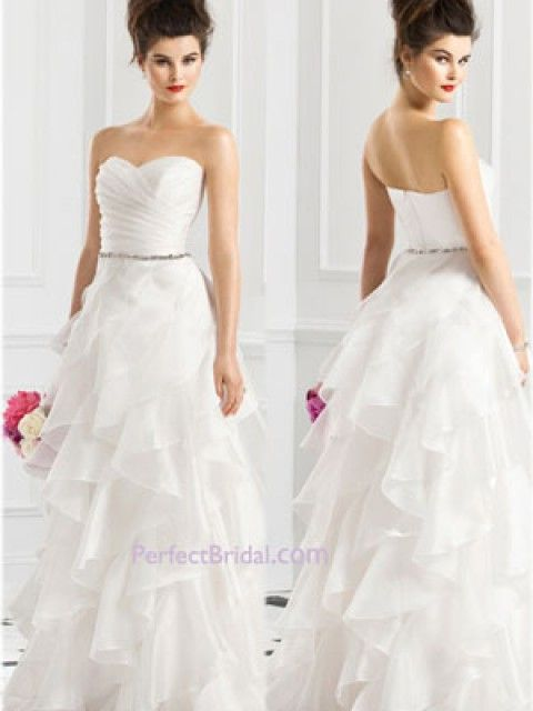 Best 20  Dessy collection wedding dresses ideas on Pinterest ...