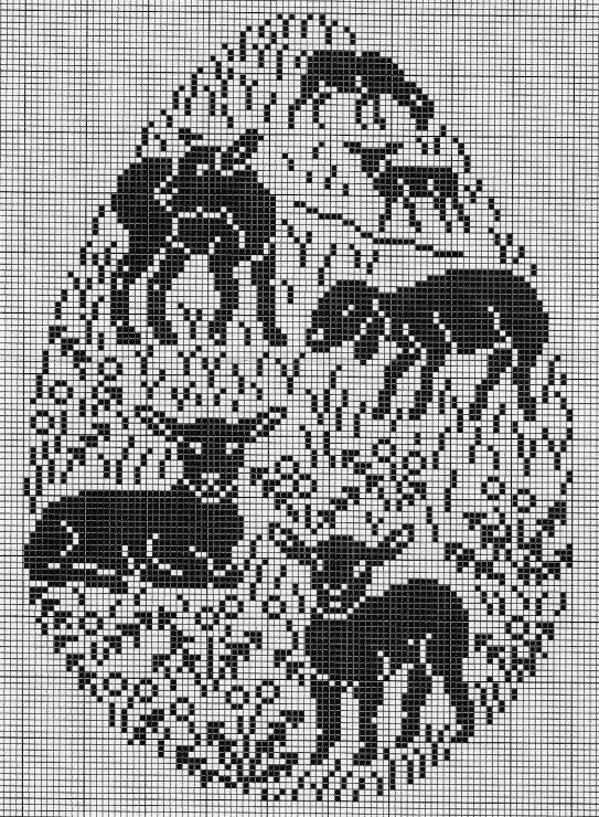 Gallery.ru / Фото #2 - 43 - Hela75 - nice lamb chart