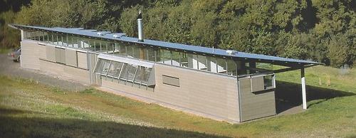 Fletcher-Page House, Glenn Murcutt  Kangaroo Valley, New South Wales