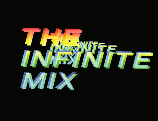The Infinite Mix