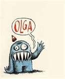 Olga by Liniers