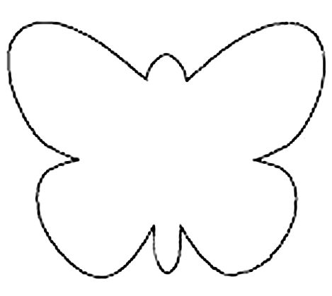 168 best Butterfly images on Pinterest Butterflies, Butterfly - butterfly template