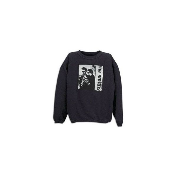 The Smiths Band Sweatshirt t-shirts, Hoodies, sweat shirts, Lycra... ($40) ❤ liked on Polyvore featuring tops, hoodies, sweatshirts, sweaters, shirts, clothes - outerwear, shirt hoodie, hooded pullover, band merch hoodies and shirt hoodies