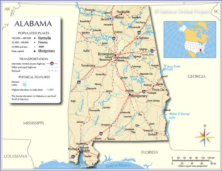 Best Alabama The Beautiful Maps Images On Pinterest Sweet - Alabama in usa map