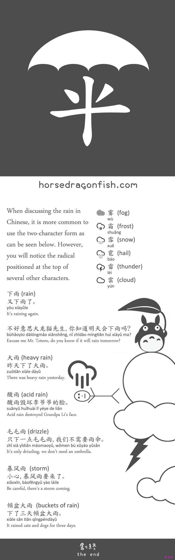 Learn to speak cymraeg rain
