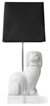 Jonathan Adler Staffordshire dog lamp