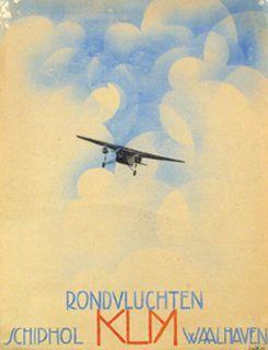 KLM ~ Charles de Stuers