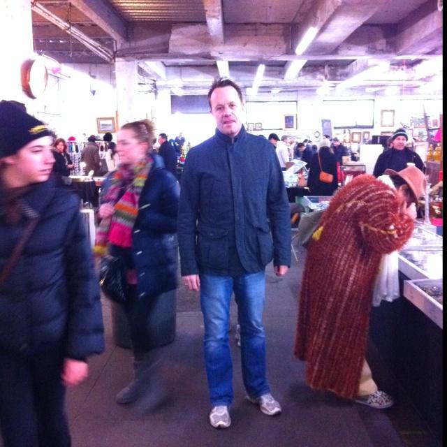 Flea Market, Chelsea, NYC