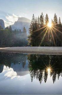 Beautiful reflection♡