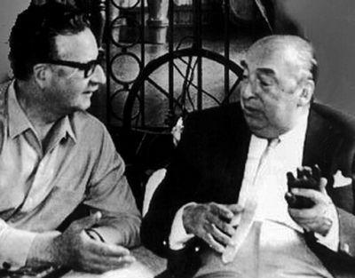 Neruda y Allende