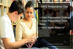 GATE Preparation Tips 2018 Strategy, Time Table for ECE, EEE, CSE, Civil, Mechanical