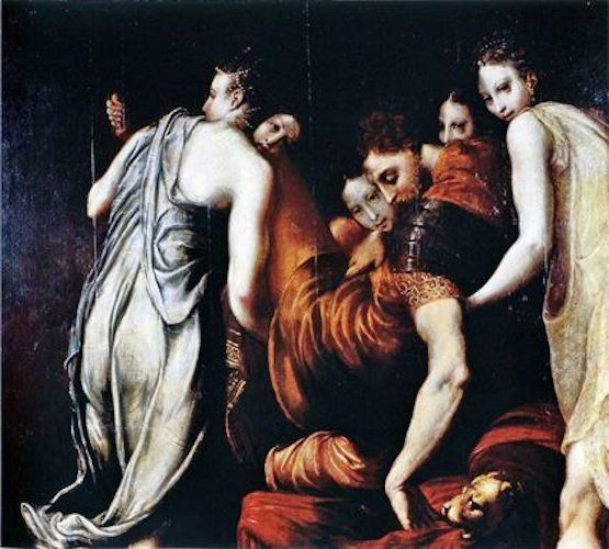 183 Best Mythological Messes Redux Images On Pinterest: 183 Best Primaticcio Francisco Le Primatice Images On