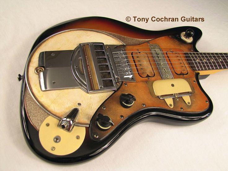 Philco guitar angle Picture