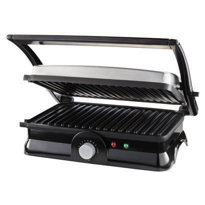 I love this thing! I use mine every day. It's great because it opens to lay flat like a grill. You gotta get one!