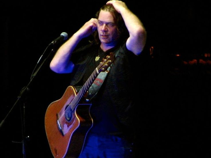 Alan Doyle - Molson Amp July 2013
