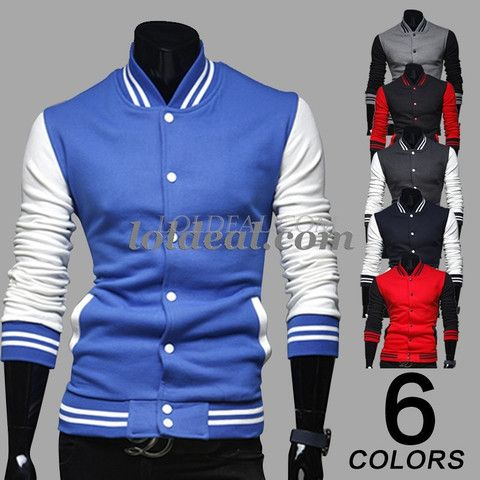 Hot-selling Fashion Personality Mens Slim Fit Hoodie/Pullover