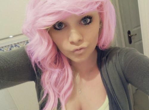 17 best images about pastel hair on pinterest baby pink