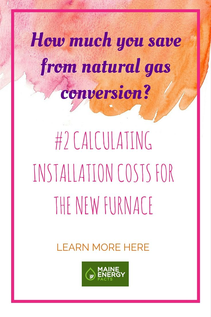 Average cost of new furnace installed - A New Natural Gas Furnace Can Be Installed By A Qualified Hvac At An Average