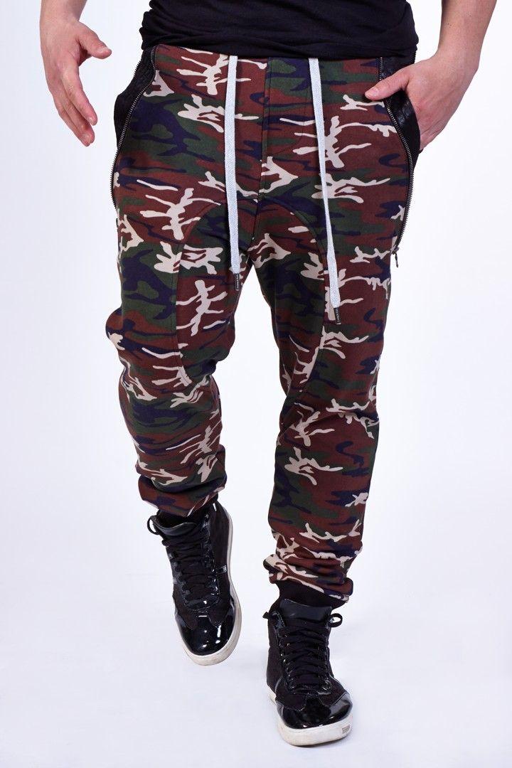 Army styl je trend....