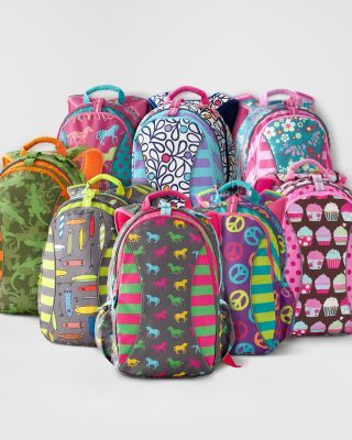 Was going to get Vera Bradley for the girls this year, but I found these cute backpacks with lunch kit included free till Sept. 9. Personalizing available, too!